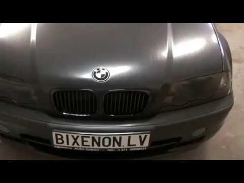Поклейка Bmw 330 E46 плёнкой под змеиную кожу. VisionalFilms - YouTube