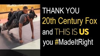 #MadeItRight: Thank You 20th Century Fox & This Is Us