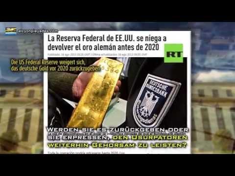 Gold und Dollar: Vertrauen in die USA schwindet! Führt USA die NATO-Staaten in den Weltkrieg?