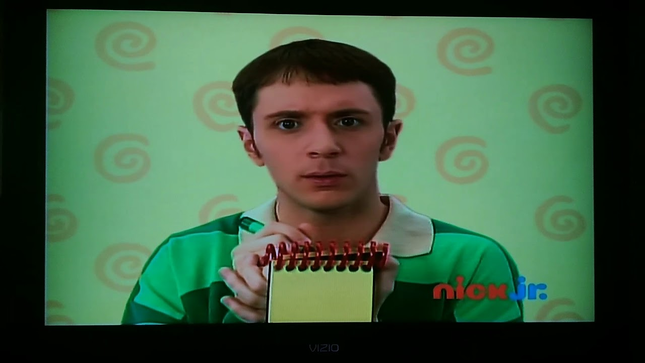 Blue\'s Clues - First Clue and Second Clue #2 - YouTube