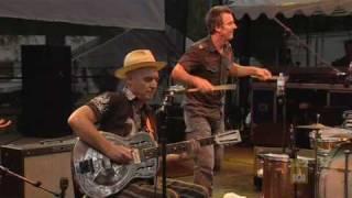 Backsliders - You Three - Womadelaide 2007