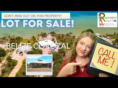 Corozal Belize Oceanfront