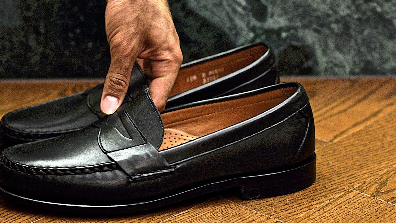 Miami beach penny loafers