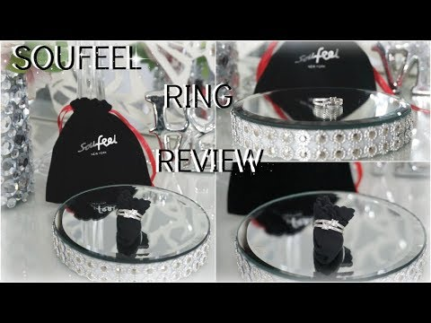 SOUFEEL JEWELRY PROMISE RING REVIEW