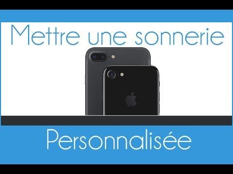 comment mettre une musique en sonnerie sur son iphone youtube. Black Bedroom Furniture Sets. Home Design Ideas