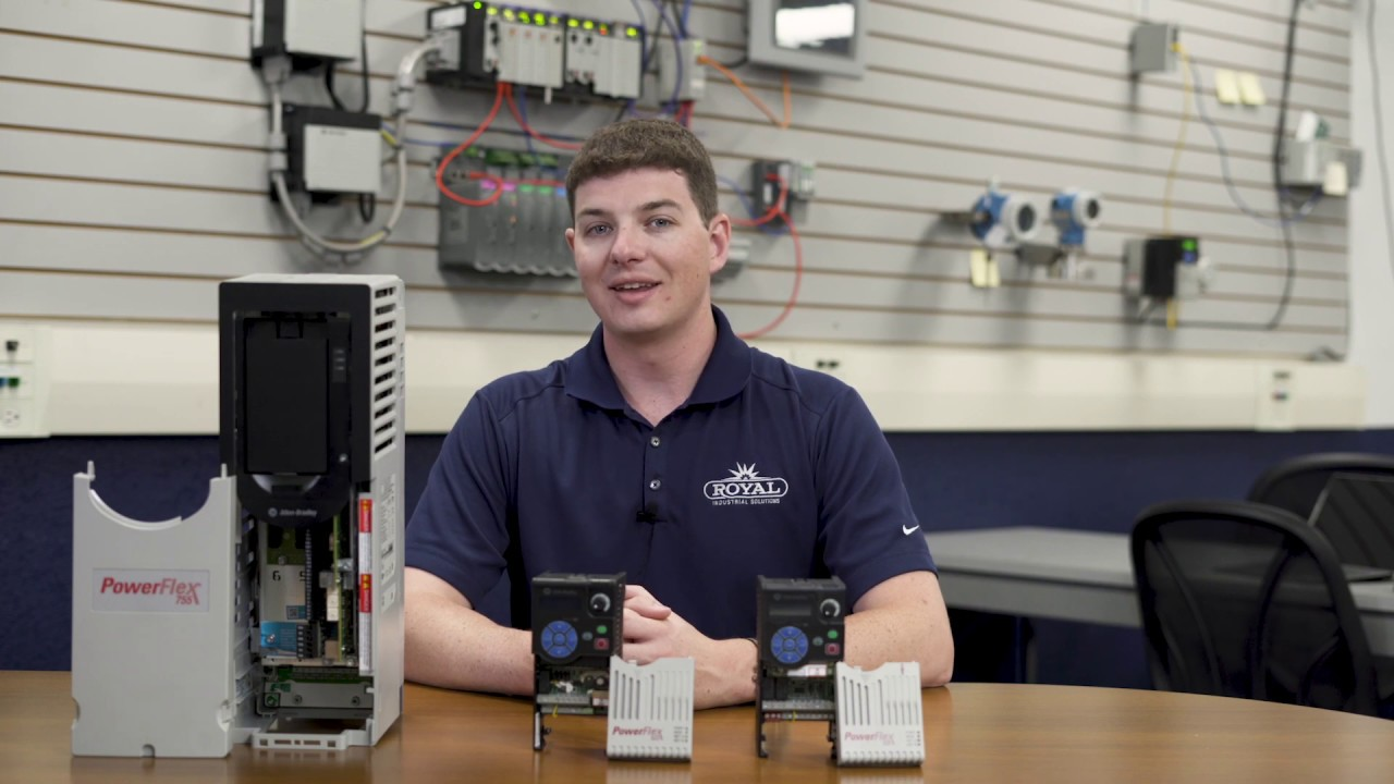 PowerFlex Drive I/O Resources - How-To Tuesday Episode 12