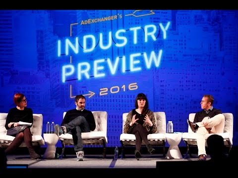 """Industry Preview 2016 - """"Native Advertising vs. Content Marketing"""" - Panel Discussion"""