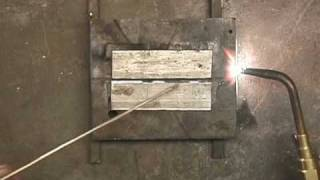 Braze vs. Weld(More short videos at http://www.gsegmedia.com. A frequent question is what is the difference between brazing and welding. This short video demonstrates gas ..., 2008-11-20T06:16:04.000Z)