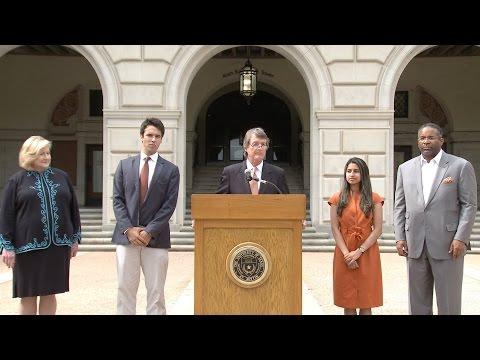 Court Rules For UT Austin In Fisher Case; President Powers Responds
