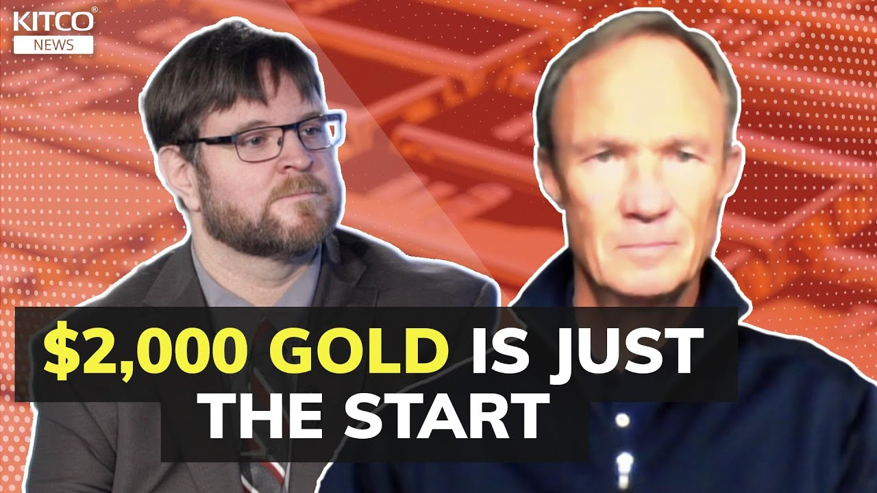 Growing debt to create inflation will drive gold price higher – Agnico Eagle