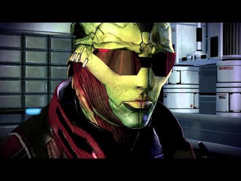 Vidéo Mass Effect 2 - Romance avec Thane — rôle de Thane Krios