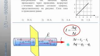 ЕГЭ физика A14. Электрический ток.