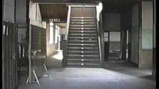 木造校舎/秋田市立高清水小学校