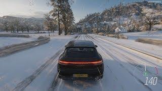 Forza Horizon 4 - 2019 Porsche Macan Turbo Gameplay [4K]