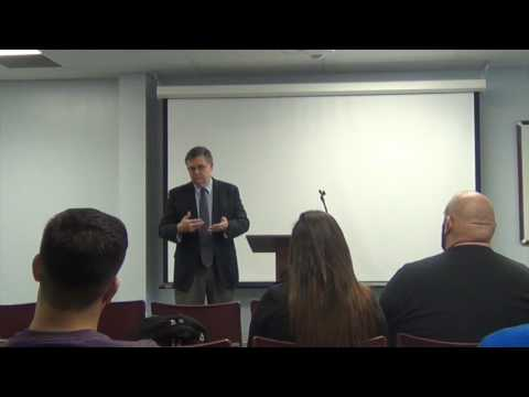 Alumni Guest Lecture: David Arterburn '77