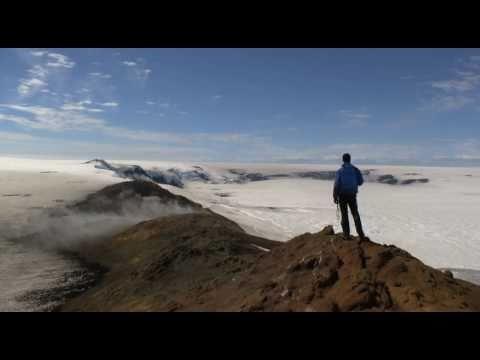 Islande 2010 Traversée du désert islandais (Expédition Vatnajökull)