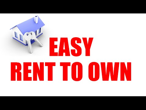 Morgantown Rent to Own Homes - Easy Lease with option to buy
