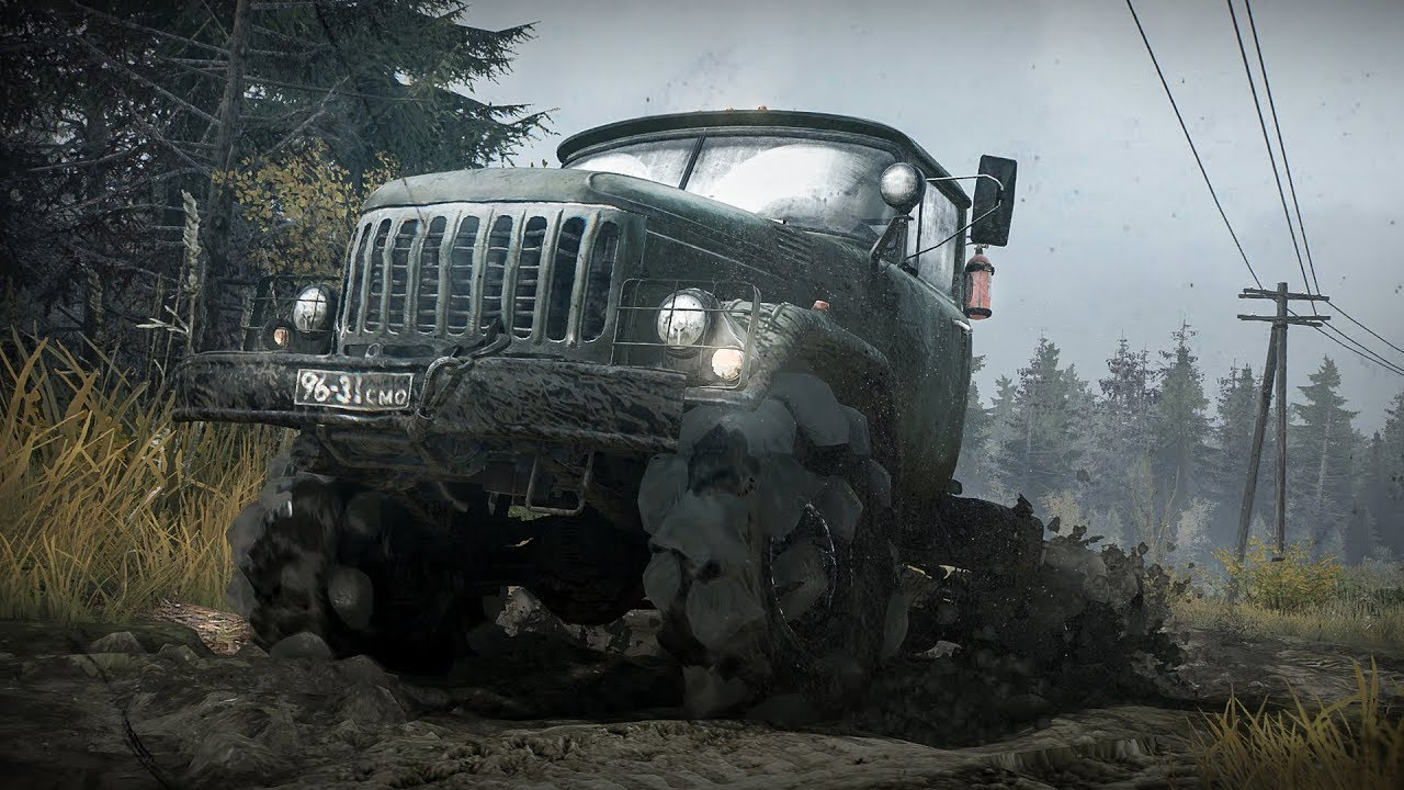 Download spintires: mudrunner game | download mudrunner game.