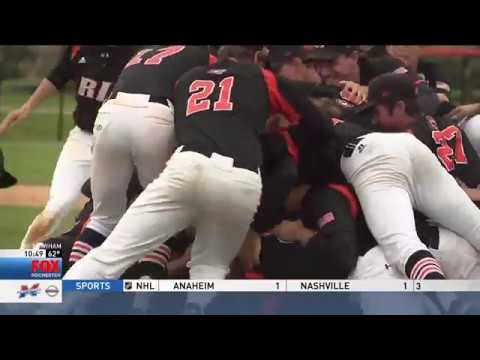 RIT on TV: Baseball in First NCAA Tournament