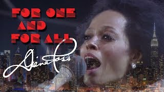 Diana Ross in Central Park -  The 35th Anniversary Celebration