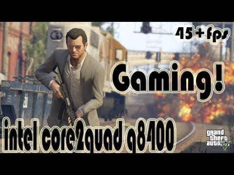 Core 2 quad q8400 - Gaming 2017