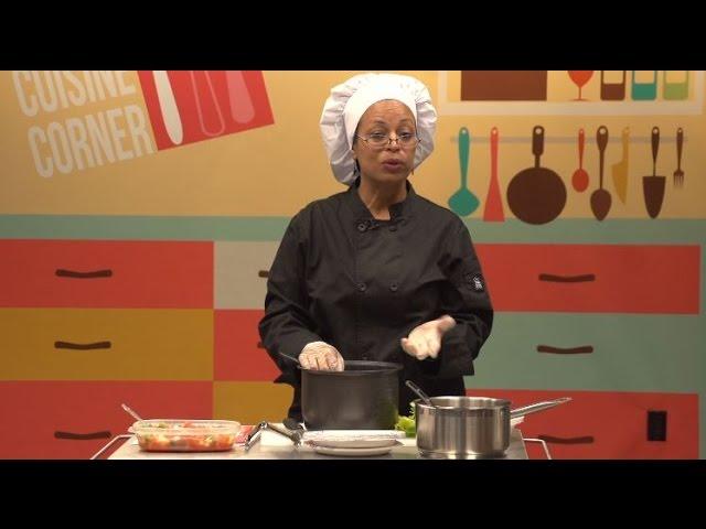 Cuisine Corner: Healthy Meal Planning