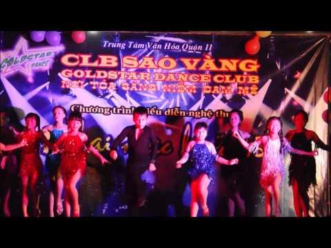 Khiêu vũ thiếu nhi Jive - Goldstar Dance Club