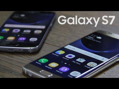 Samsung Galaxy S7 və Galaxy S7 Edge...