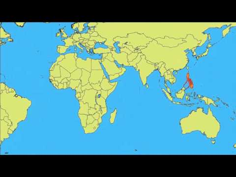 All World Countries Map Flag Pronunciation Education. By Mr.