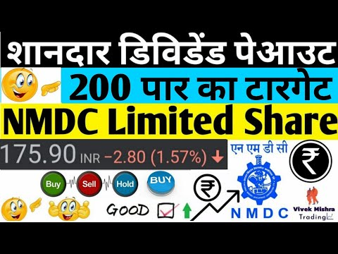 NMDC Share Price news Analysis Chart Check Financial Condition Buy Dip Target +200 NSE:NMDC