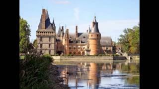 Замок Ментенон - Луара, Франция(Это видео создано с помощью видеоредактора YouTube (http://www.youtube.com/editor), 2014-08-10T17:39:40.000Z)