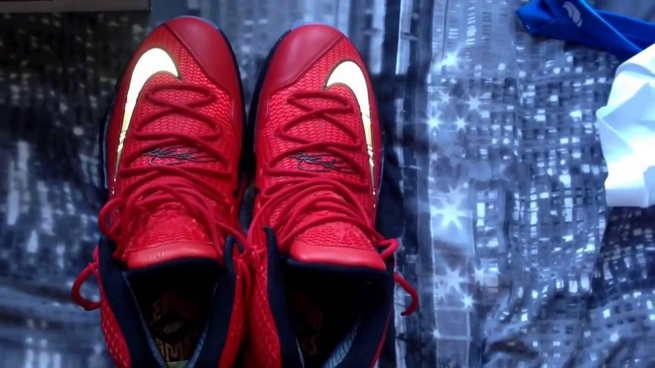 Nike Lebron 13 elite unboxing - YouTube bb989959e