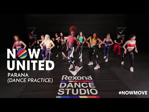Now United - Parana (Dance Practice Video)