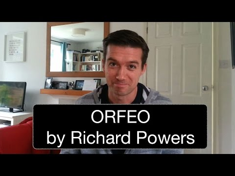 BOOK REVIEW: Orfeo by Richard Powers