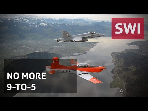 Swiss air force gears up for 24/7 service