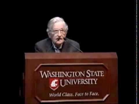 Noam Chomsky on Intellectual Property