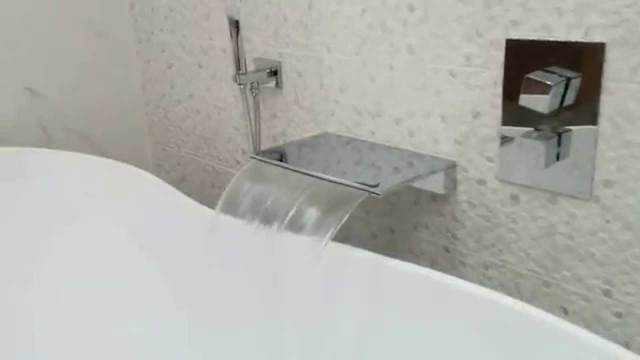 Isenberg Faucets Cfb 2350 Cascade Flow Tub Filler High Rate Sheet