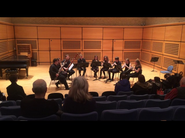 Blowsoc Double Reed Ensemble: Abba Medley