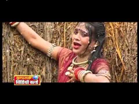 Chhattisgarhi Song - Jhimir Jhimir Gire Paani - Ka Jadoo Mantar Maare - Alka Chandrakar