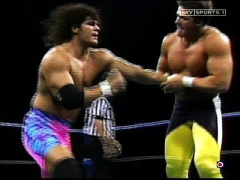 Scotty Flamingo Raven vs. Marcus Bagwell 19920905