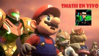 Smash Bros Ultimate en Vivo  Mickkii Ns thumbnail