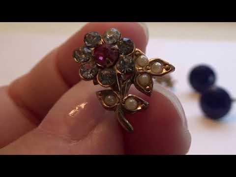 Vintage Jewelry Compilation Videos