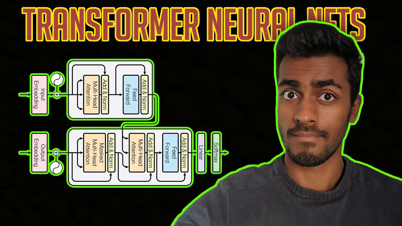 Transformer Neural Networks - EXPLAINED! (Attention is all you need)