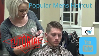 Men Haircut (Hairstyles For Men)