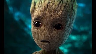 EVERY TIME GROOT SAYS (GROOT) IN ALL MARVEL MOVIES