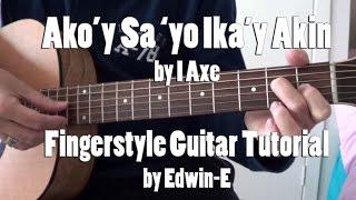 """Guitar Tutorial: """"Ako"""