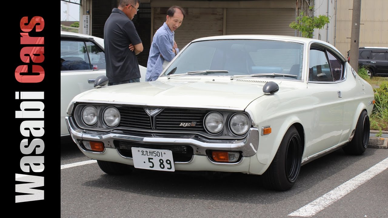 Kelebihan Mazda Luce Tangguh