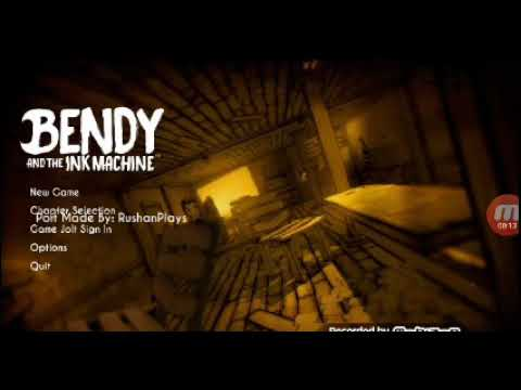 Bendy And The Ink Machine Capitulo 1 Gameplay / The DeGoCrexd