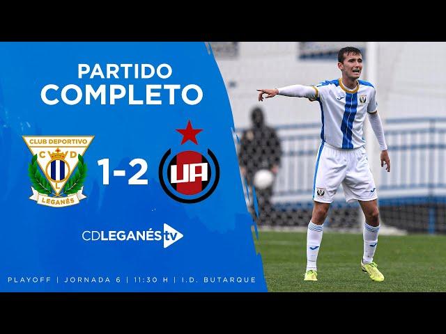 C.D. Leganés B vs A.D. Unión Adarve