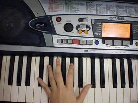Piano Tutorial for Scenario ナルトED9 (Naruto)